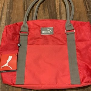 Puma Gym Bag NWT